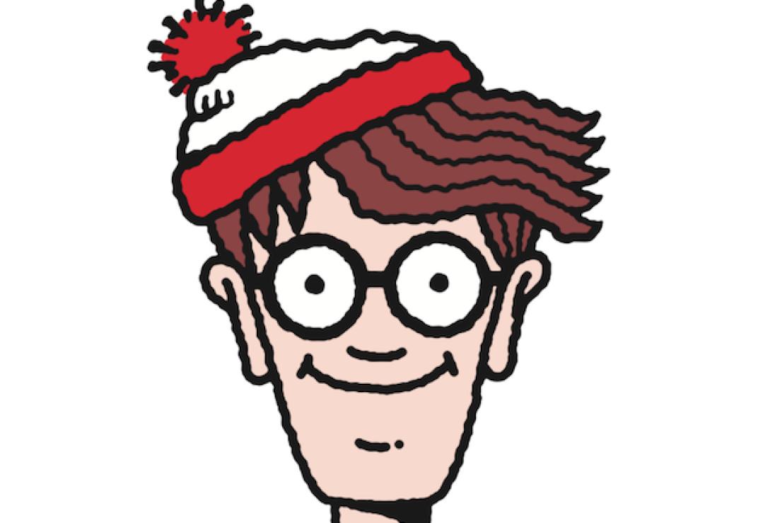 Composite sketch of Waldo, courtesy of FBI.